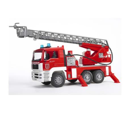 Bruder Camión de bomberos con escalera MAN TGA 1:16 02771[2/5]