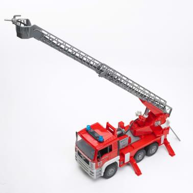 Bruder Camión de bomberos con escalera MAN TGA 1:16 02771[3/5]