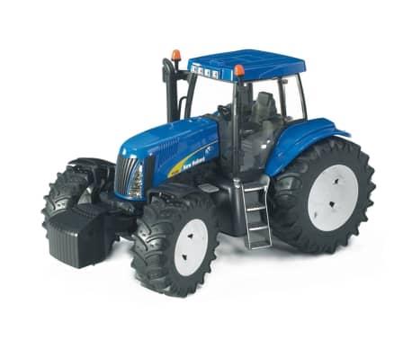 bruder traktor new holland tg285 1 16 03020 g nstig kaufen. Black Bedroom Furniture Sets. Home Design Ideas