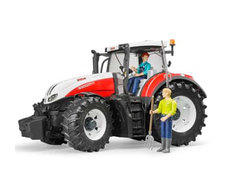 Bruder Tractor Steyr 6300 Terrus CVT 1:16 03180[4/9]