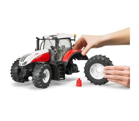 Bruder Tractor Steyr 6300 Terrus CVT 1:16 03180[8/9]