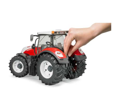 Bruder Tractor Steyr 6300 Terrus CVT 1:16 03180[9/9]