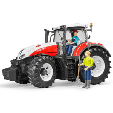 Bruder Tractor Steyr 6300 Terrus CVT 1:16 03180[3/9]