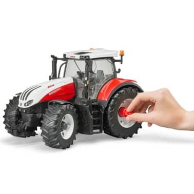 Bruder Tractor Steyr 6300 Terrus CVT 1:16 03180[5/9]