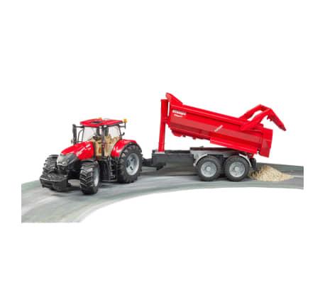 Bruder Tractor con remolque Case IH Optum 300 CVX 1:16 03199[4/5]