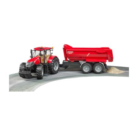Bruder Tractor con remolque Case IH Optum 300 CVX 1:16 03199[5/5]