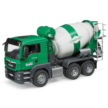 Bruder Mezcladora de cemento MAN TGS 1:16 03710[1/6]