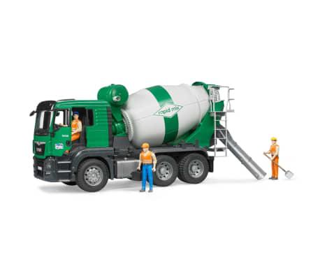 Bruder Mezcladora de cemento MAN TGS 1:16 03710[4/6]