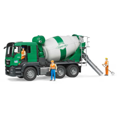 Bruder Mezcladora de cemento MAN TGS 1:16 03710[2/6]