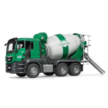 Bruder Mezcladora de cemento MAN TGS 1:16 03710[3/6]