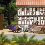 Busch - Trike Mit Anhänger H0 (Bu1152)