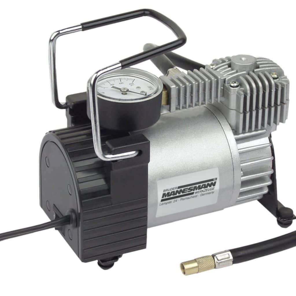 Brüder Mannesmann Mini compresor aluminiu 12 V 01790 vidaxl.ro