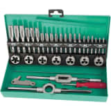 Brüder Mannesmann 32 Piece Tap and Die Set 53250