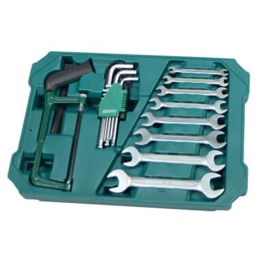 Brüder Mannesmann 108-teiliges Werkzeug-Set 29089[3/6]