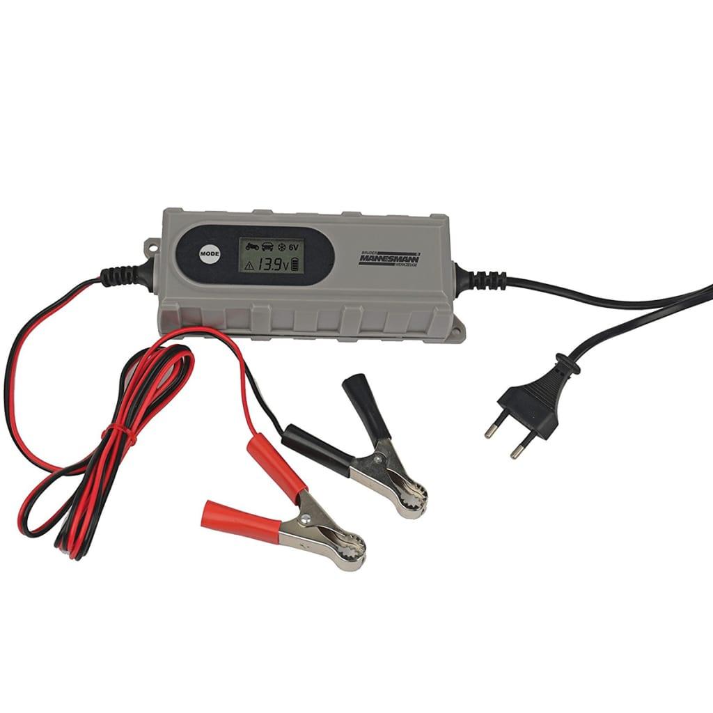 MANNESMANN Batterijoplader »6-12 V«