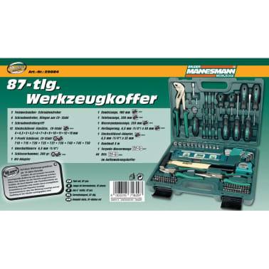 Brüder Mannesmann 86-teiliges Werkzeug-Set 29084[2/2]