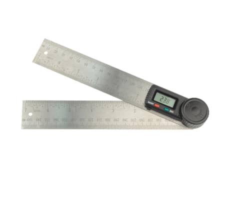 Brüder Mannesmann Elektronischer Winkelmesser 200 mm 81220[2/2]