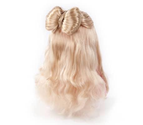 Bayer Głowa lalki do stylizacji Super Model Charlene, 27 cm, 90088AA[8/11]