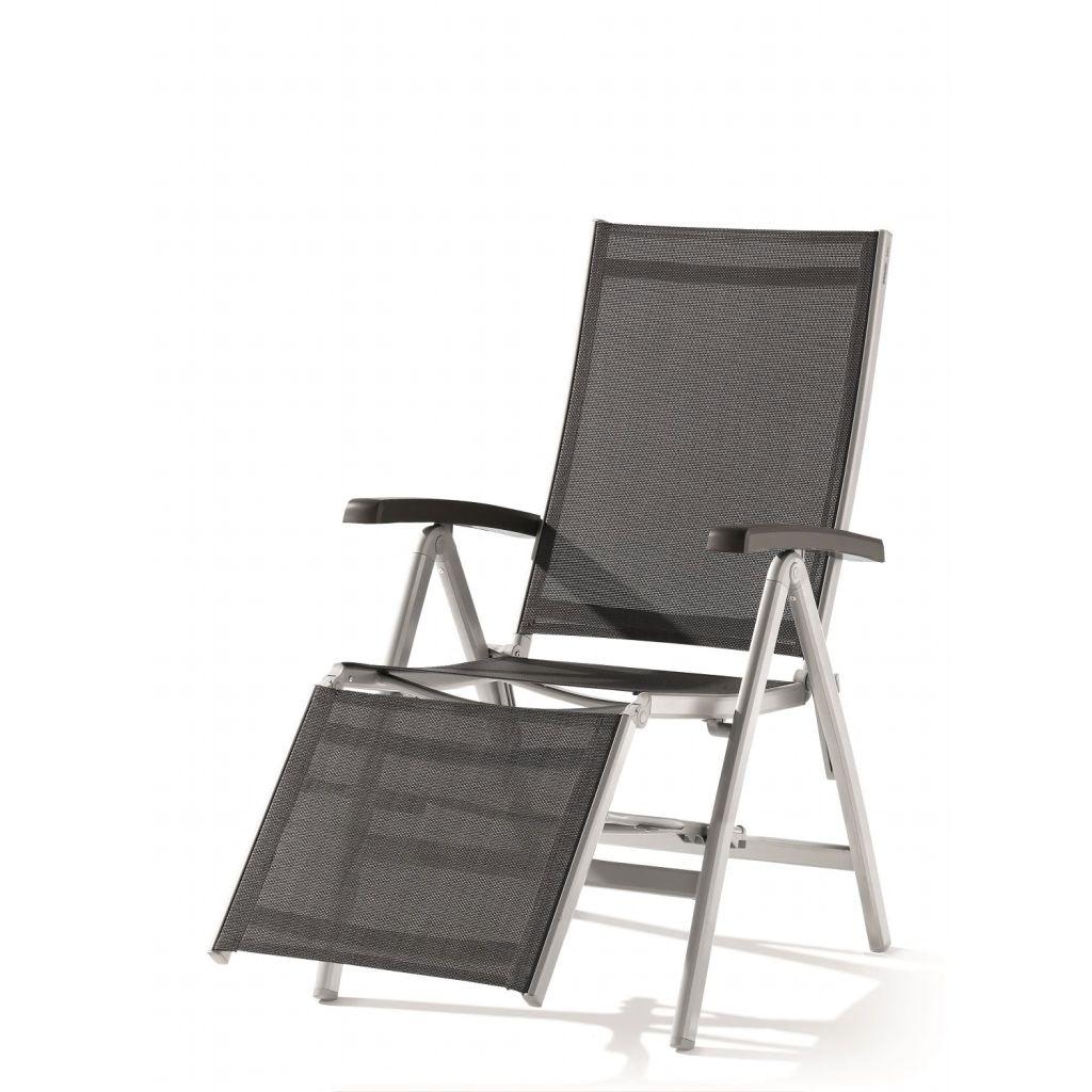 Sieger - Relax fauteuil Bodega Antraciet/Grijs
