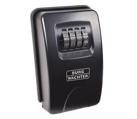 BURG-WÄCHTER Coffre-fort à clés 20 SB Noir