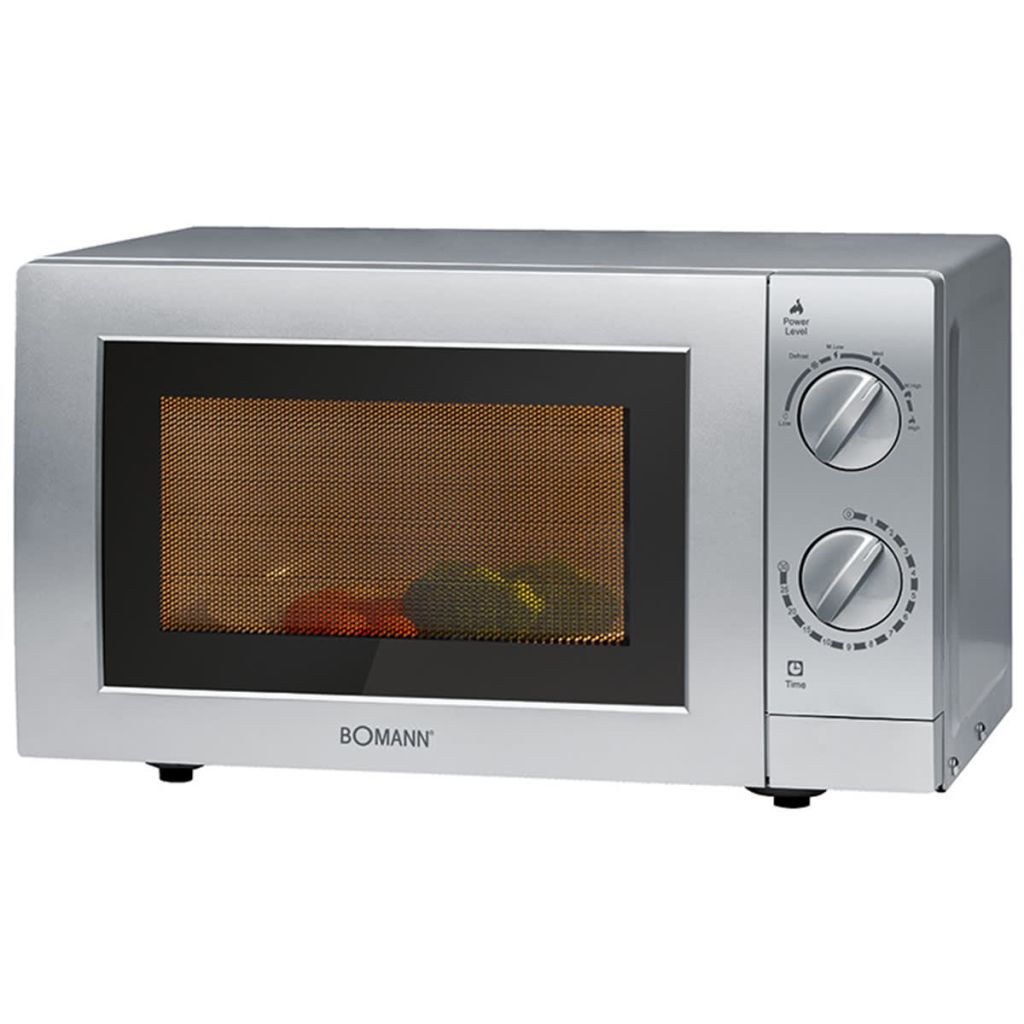 Image of Bomann Forno a Microonde 1200 W Argento MW 2288 CB