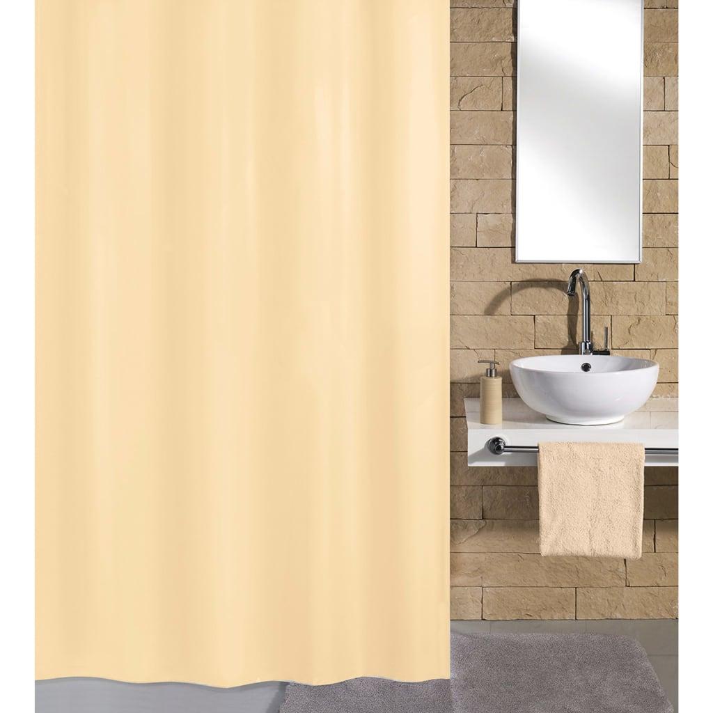 Kleine Wolke Douchegordijn Kito 180x200 cm beige
