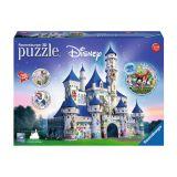 Puzzle 3D Chateau de Disney