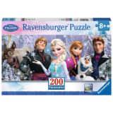 Ravensburger Puzzel Frozen: 200 Stukjes