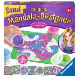 Mandala-Designer Sand Fantasy