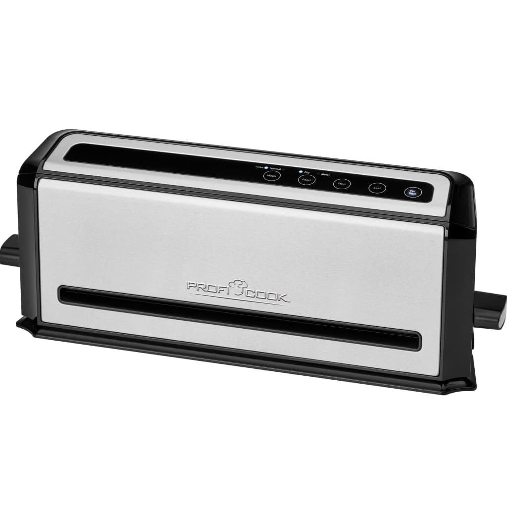 Afbeelding van ProfiCook Vacuümsealer met 10 vacuümzakken PC-VK 1133 110 W