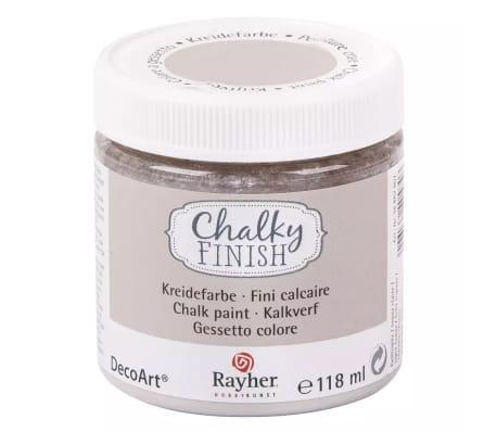 Peinture craie Chalky Pour Matériau poreux Gris - Chalky Finish[1/1]