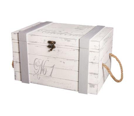 acheter petit coffre en bois 2 pi ces de taille diff rente. Black Bedroom Furniture Sets. Home Design Ideas