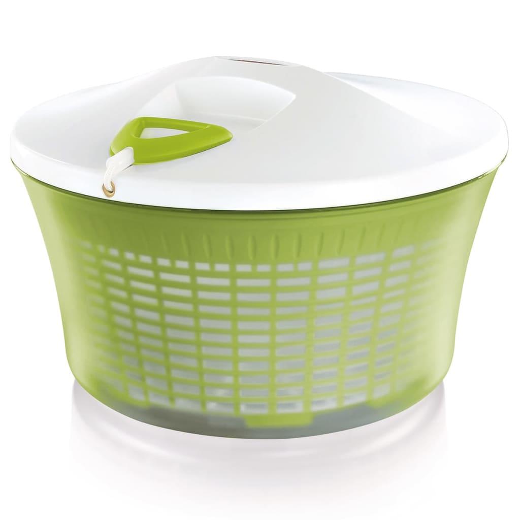 Afbeelding van Leifheit Slacentrifuge ComfortLine groen en wit 23200
