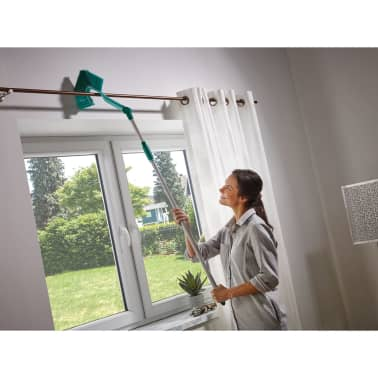 Leifheit Cepillo escoba limpiador polvo y telarañas Dusty 2,3 m 41510[6/9]
