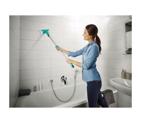 Leifheit Limpiador de azulejos y baños Flexi Pad con mango 41700[2/8]
