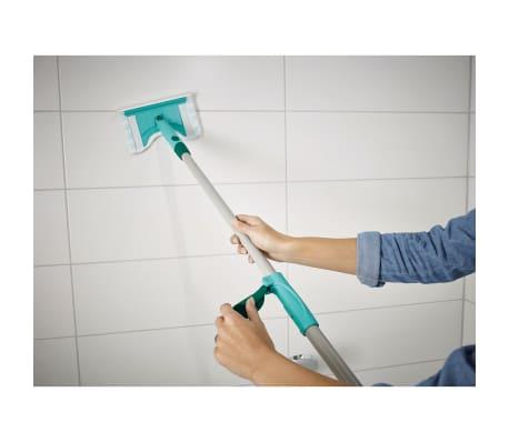 Leifheit Limpiador de azulejos y baños Flexi Pad con mango 41700[4/8]