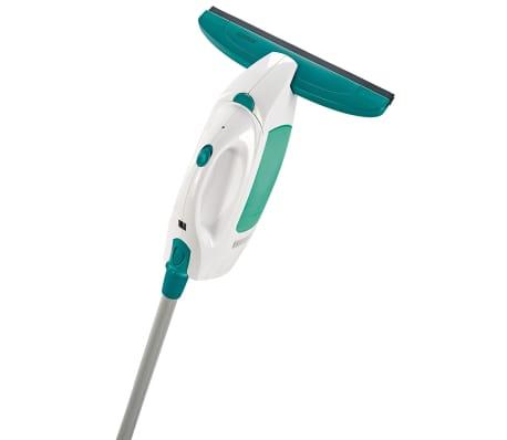 Leifheit Aspiradora de ventana Dry&Clean con mango y cepillo 51003[3/10]