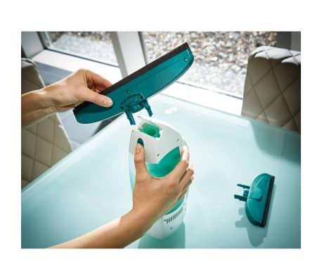 Leifheit Aspiradora de ventana Dry&Clean con mango y cepillo 51003[8/10]