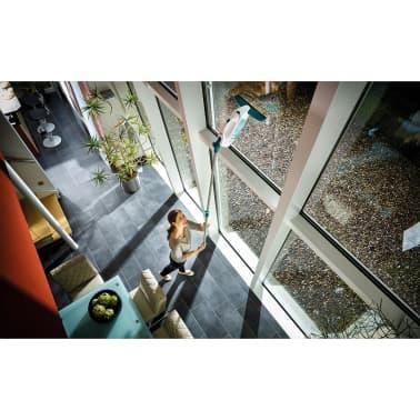 Leifheit Aspiradora de ventana Dry&Clean con mango y cepillo 51003[7/10]