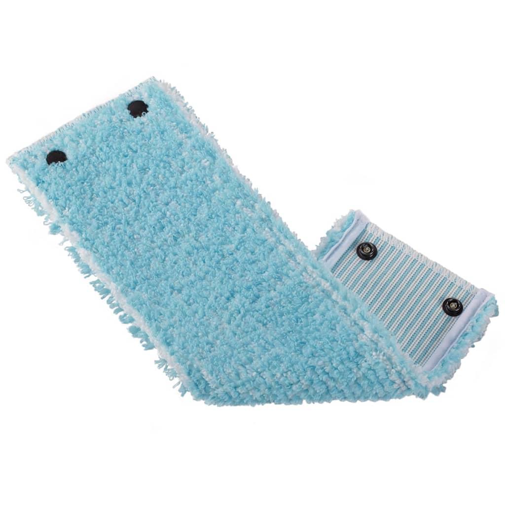 Afbeelding van Leifheit Mopdoek XL Clean Twist Extra Soft blauw 52016