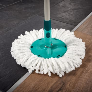 Leifheit Set de Fregona Clean Twist verde 52052[9/12]