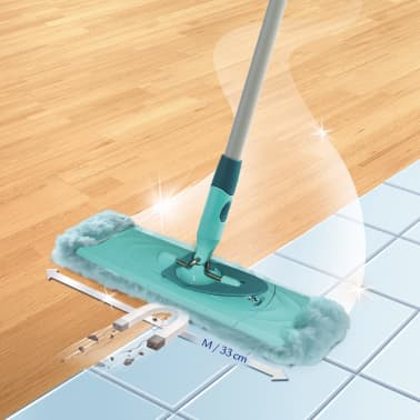 Leifheit Recambio de mopa Clean Twist/Combi Static Plus M azul 55330[3/4]