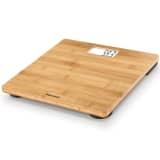 Soehnle Pèse-personne de salle de bain Bamboo 180 kg Marron 63844