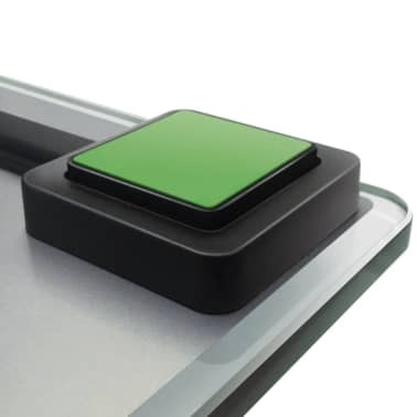 Soehnle Waga łazienkowa Style Sense Compact 300, 180 kg, srebrna[7/9]