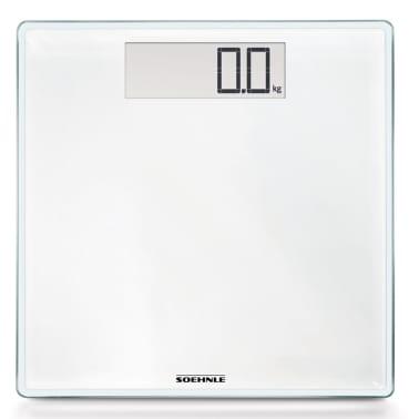 Soehnle Bathroom Scales Style Sense Comfort 100 180 kg White 63853[2/9]