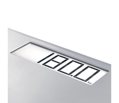 Soehnle Pèse-personne Style Sense Safe 200 180 kg Argenté 63866[4/9]