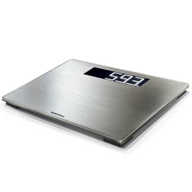 Soehnle Waga łazienkowa Style Sense Safe 300, 180 kg, srebrna, 63867[1/10]