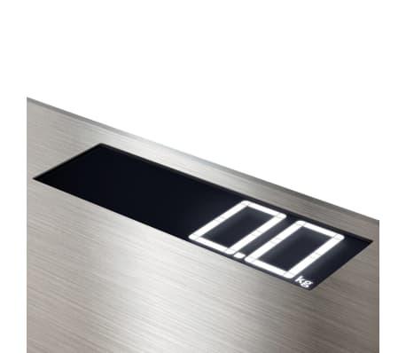 Soehnle Waga łazienkowa Style Sense Safe 300, 180 kg, srebrna, 63867[4/10]