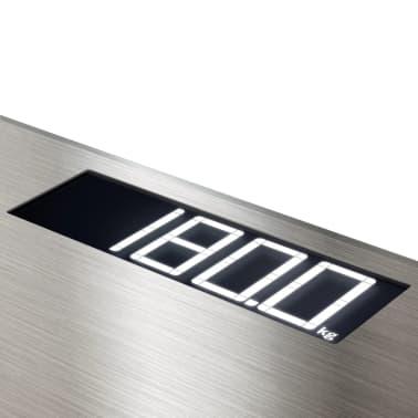 Soehnle Waga łazienkowa Style Sense Safe 300, 180 kg, srebrna, 63867[3/10]