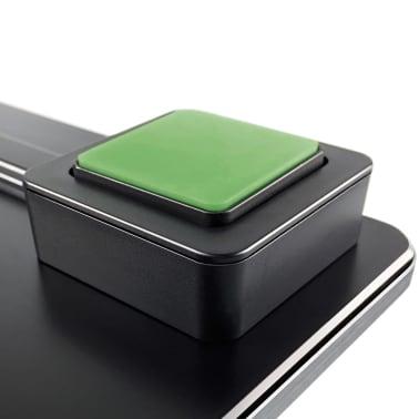 Soehnle Waga łazienkowa Style Sense Safe 300, 180 kg, srebrna, 63867[7/10]